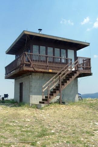 Garnet Mountain Lookout, MT