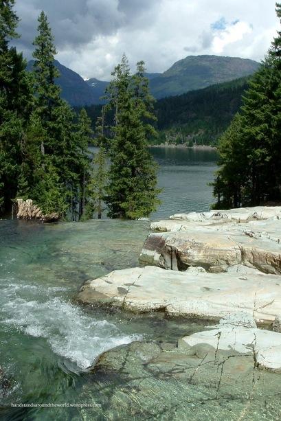 Myra Falls - Strathcona Provincial Park, BC