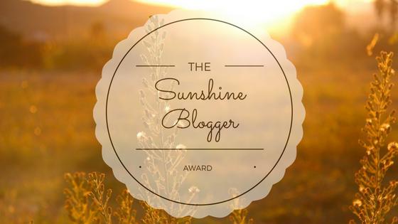 Imagini pentru sunshine blogger award