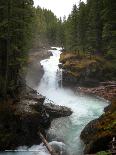 Silver Falls - Mount Rainier National Park, WA