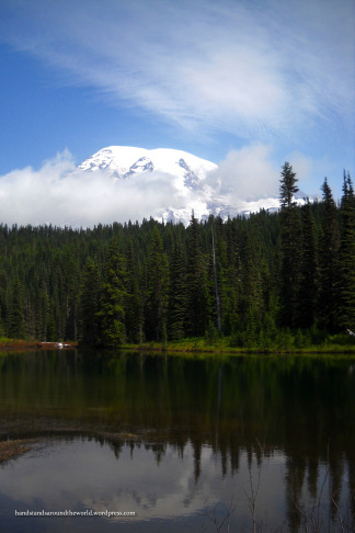 Reflection Lake - Mount Rainier National Park, WA