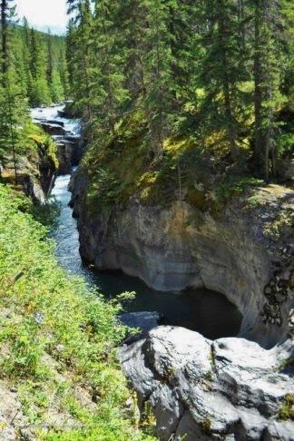 Maligne Canyon - Jasper National Park, AB