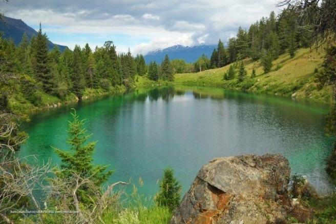 Third Lake -  Jasper National Park, AB