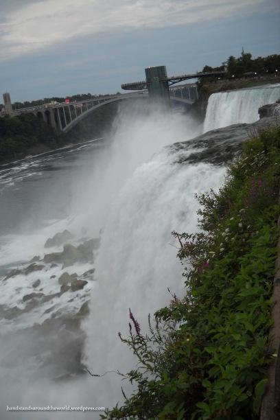 American Falls from Luna Island