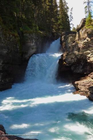 Saint Mary Falls - Glacier National Park, MT