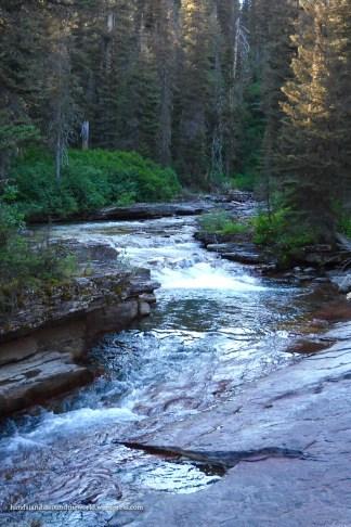 Reynolds Creek - Glacier National Park, MT