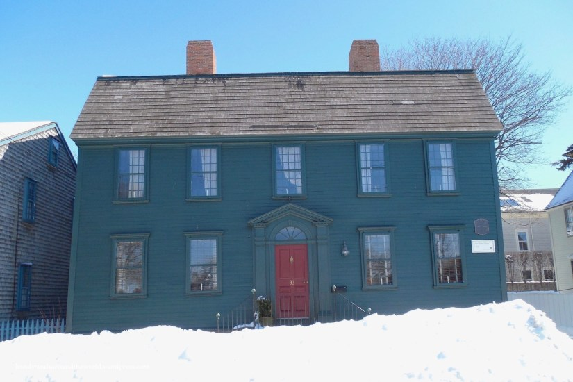 Ann Webber House 1794