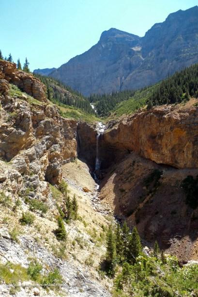 Burnt Pine Falls