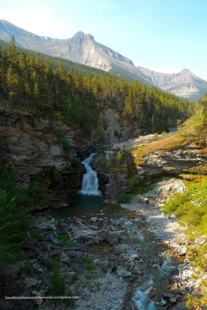 Blakiston Falls – Waterton Lakes National Park, Alberta