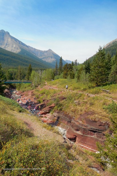 Red Rock Canyon – Waterton Lakes National Park, Alberta